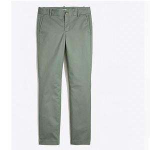 J. Crew Laney Chino Pant - Cool Cyprus
